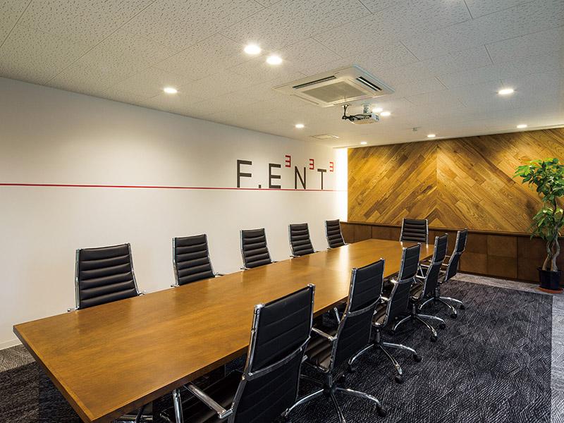 オフィスのミーティングルームデザイン