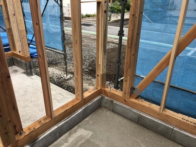 内装工事の契約を締結
