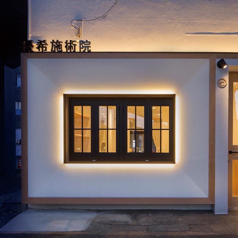 外壁のデザイン