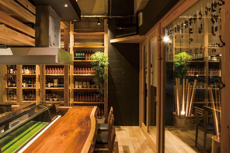 店舗の内装に合う木材の種類の選び方