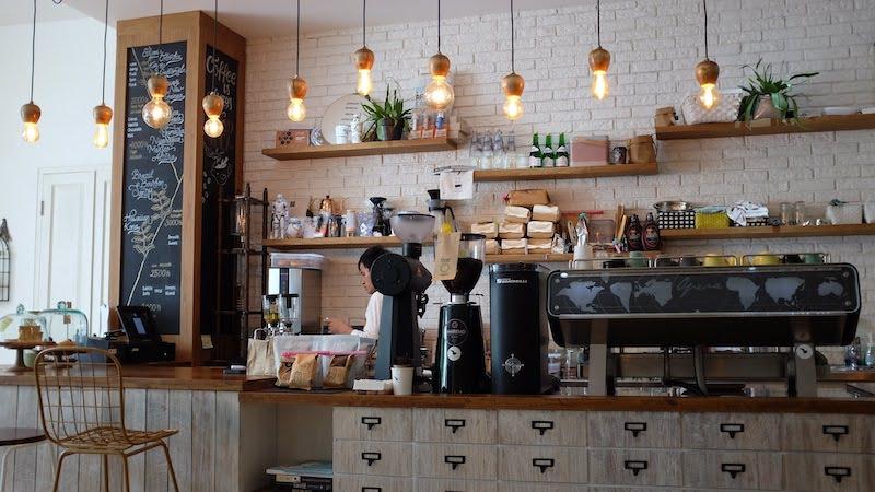 カフェの店舗デザインの特徴