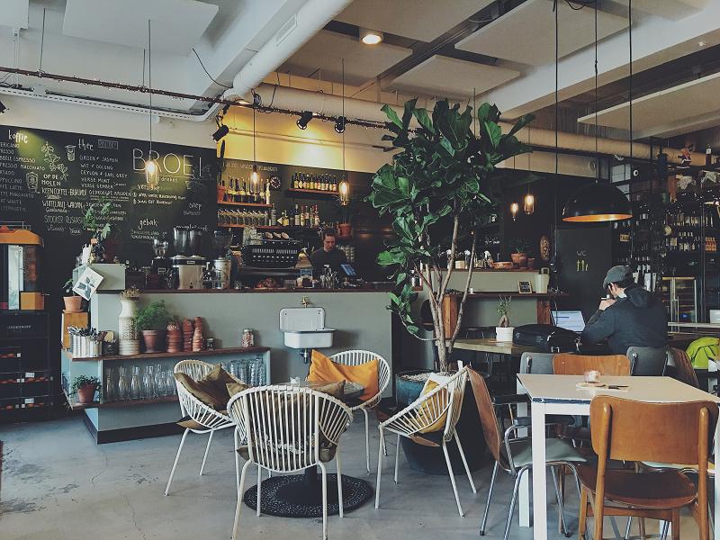 カフェ・喫茶店の内装デザインのポイント