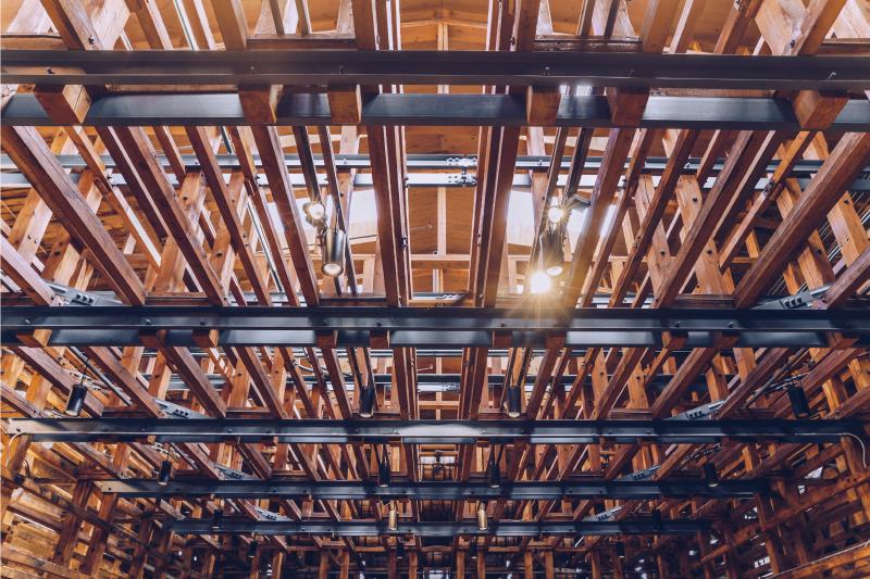 建築物の設計や工事の際によく耳にする梁の種類について