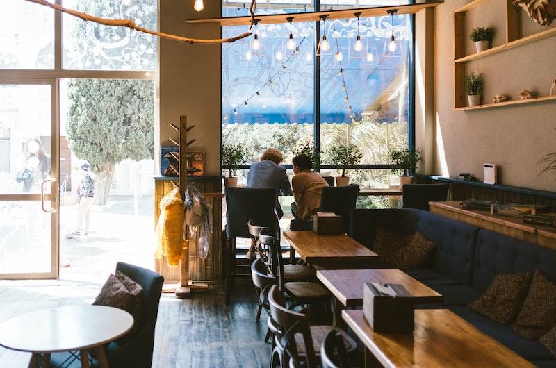 カフェ・喫茶店の店舗内装スタイル