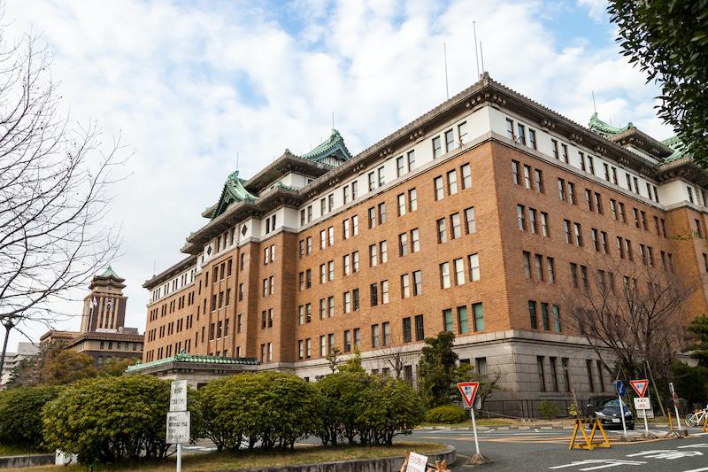 愛知県の営業許可書