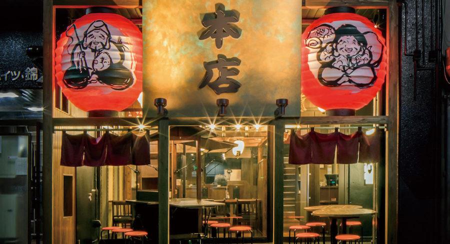 名古屋の繁盛店の焼鳥屋