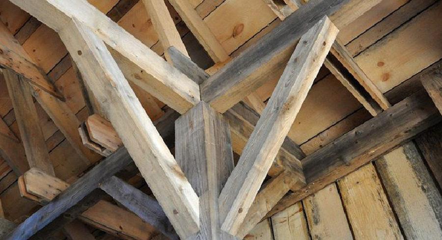 木造建築で特に重要な梁とは