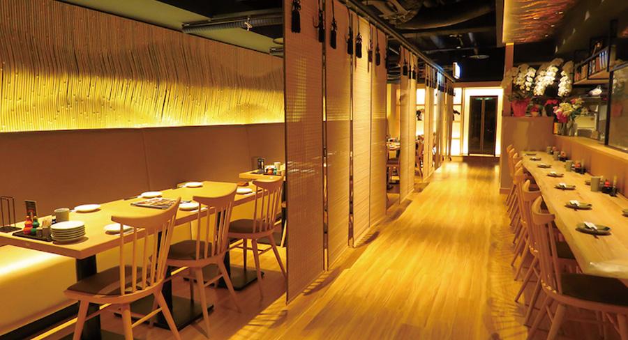 愛知県名古屋の飲食店の店舗デザイン