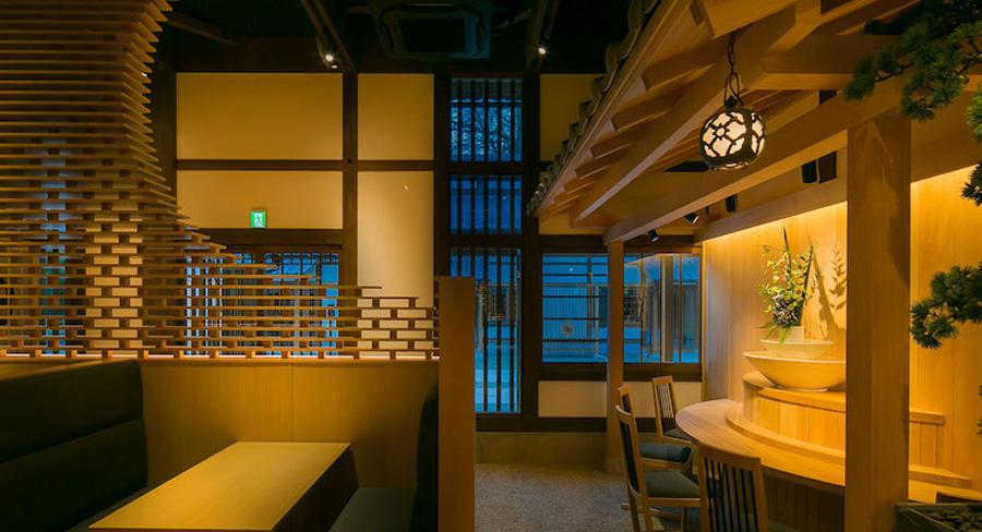 愛知県の個性のあるカウンターのデザイン