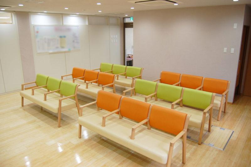 診療所の内装デザイン