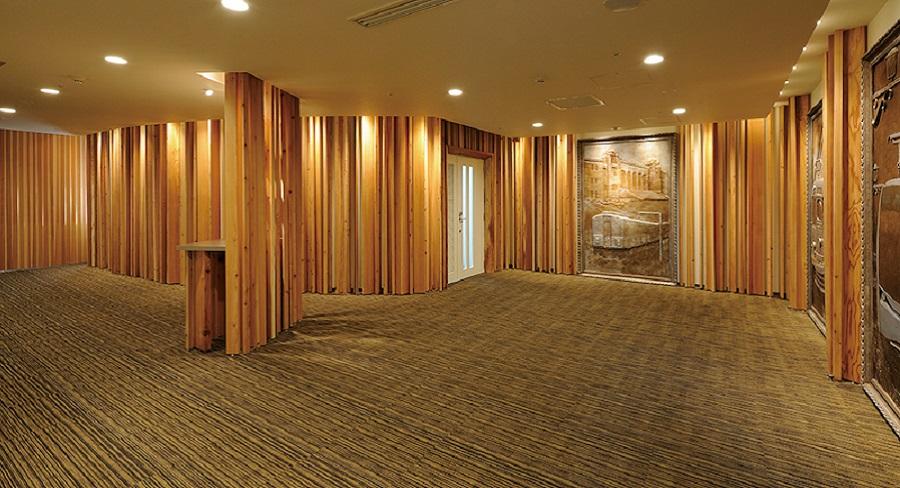 店舗やオフィスの床材の選び方