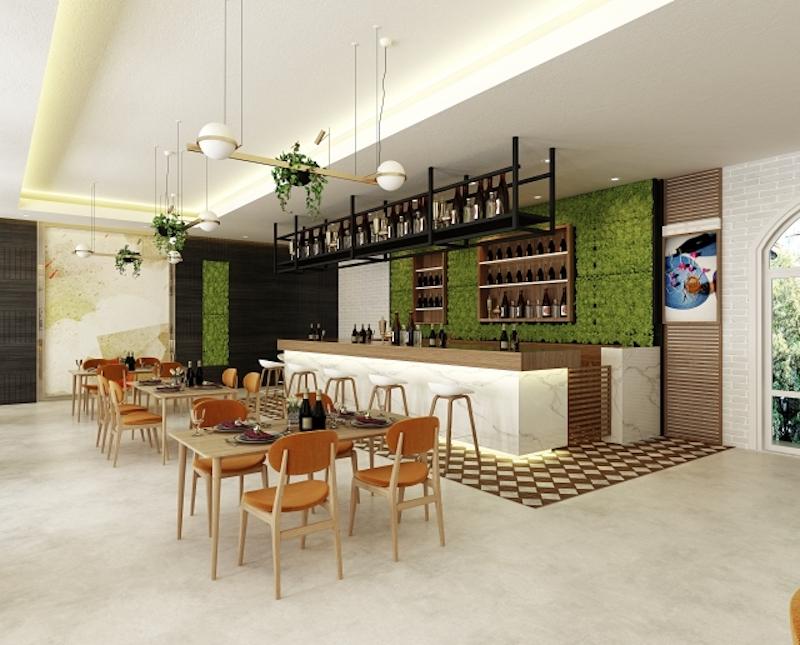 居心地の良さを提供する店舗デザイン