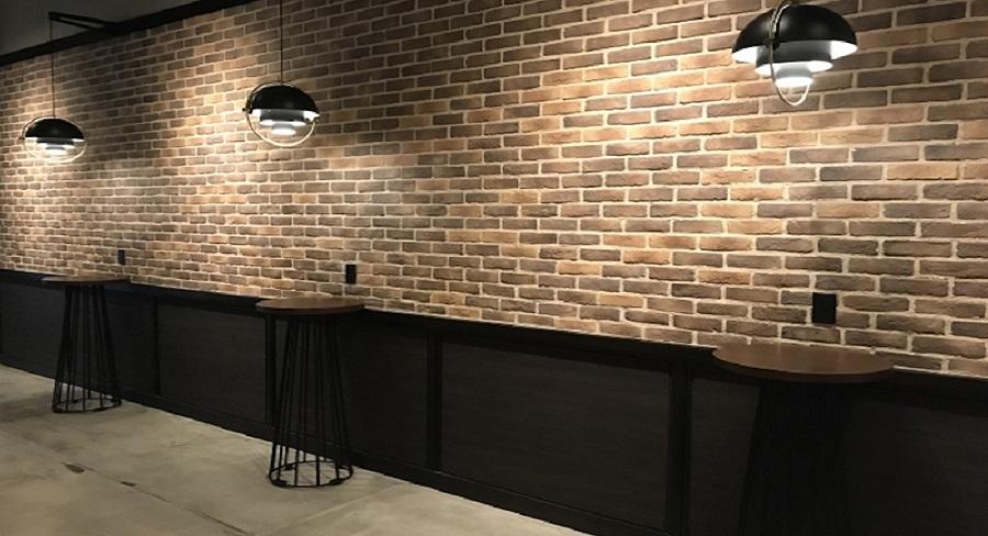 店舗デザインに使う壁の種類まとめ