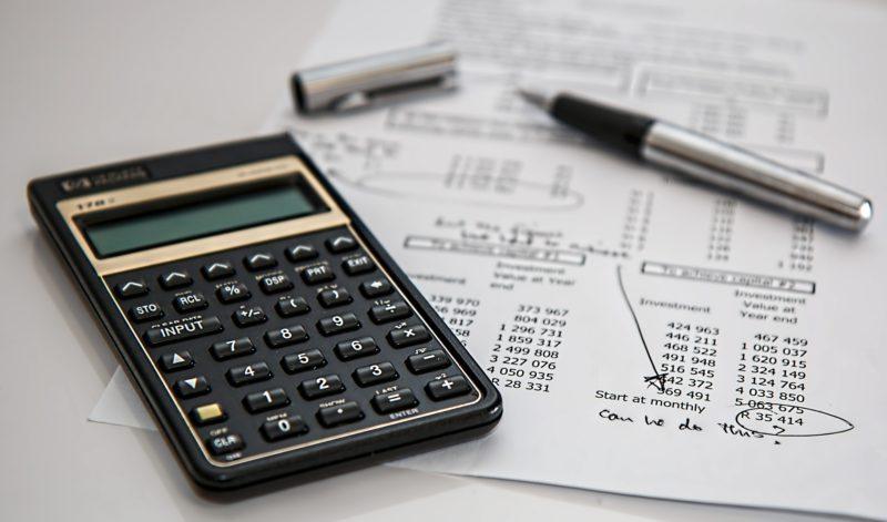 テナントの賃貸物件の契約書