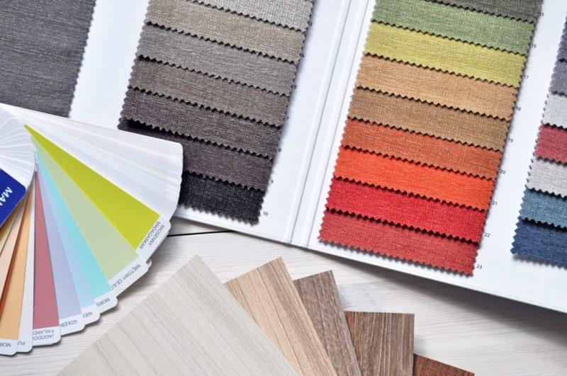 最適な床の配色