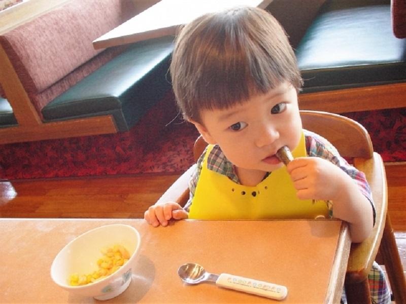 子供連れの飲食店のデザイン