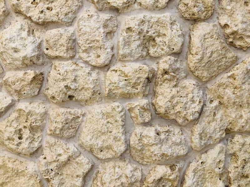 店舗デザインに使用される堆積岩